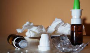 Studija dokazala: Smrtnost dvostruko veća od kovida u odnosu na grip
