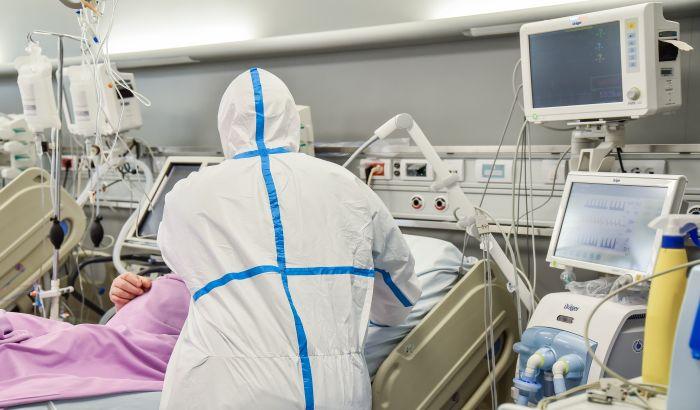 Sve više pacijenata smešteno u Novom Sadu, otvorena još jedna kovid bolnica