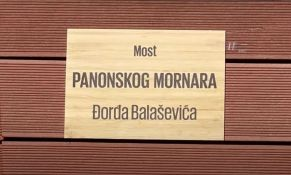 VIDEO: Most u Tuzli nazvan po Đorđu Balaševiću, pokrenuta inicijativa da to bude i zvanično