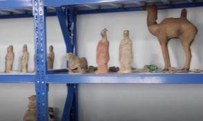 VIDEO: Nađene hiljade grobnica u blizini ratnika od terakote