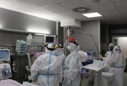 Kovid u Srbiji: Preminulo još 17 pacijenata,  3.460 novih slučajeva