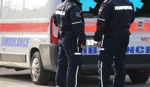 Muškarac poginuo na Temerinskom putu, izgubio kontrolu nad vozilom
