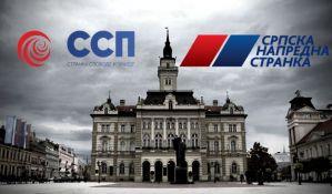 Druga runda prepucavanja novosadskog SSP i SNS: U čijem taboru su kriminalci?