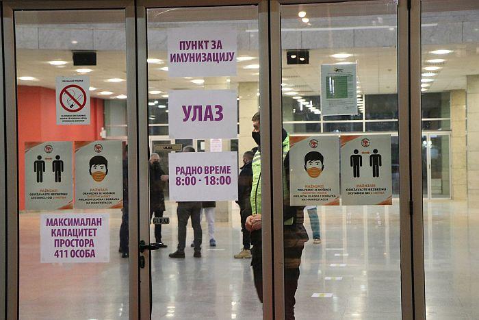 Pažljivo čitati SMS poziv za vakcinaciju, u Novom Sadu slična adresa punktova pravi konfuziju
