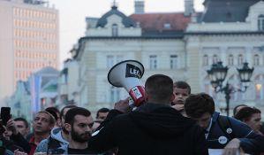 Oformljen novi tim organizatora protesta u Novom Sadu
