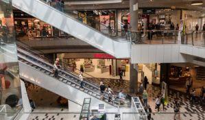 Dojava o bombi u tržnom centru u Sarajevu
