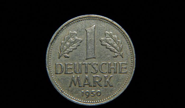 Nemci i dalje čuvaju marke, 18 godina nakon uvođenja evra