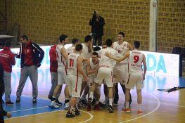 Košarkaši Vojvodine do pobede i pored promenljive igre