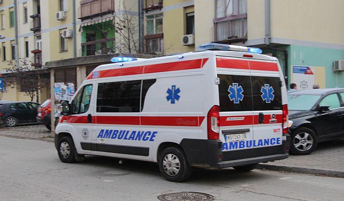 Automobil naleteo na tri žene kod Najlona, na Keju se sudarili biciklisti