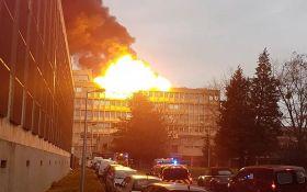 VIDEO: Eksplozija u kampusu u Lionu, troje povređeno
