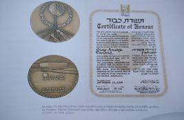 Pravednica među narodima: Spomen-tabla Amadeji Pavlović otkrivena u Petrovaradinu