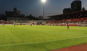 Voša sezonu počinje na stadionu u Bačkoj Palanci zbog obnove terena na