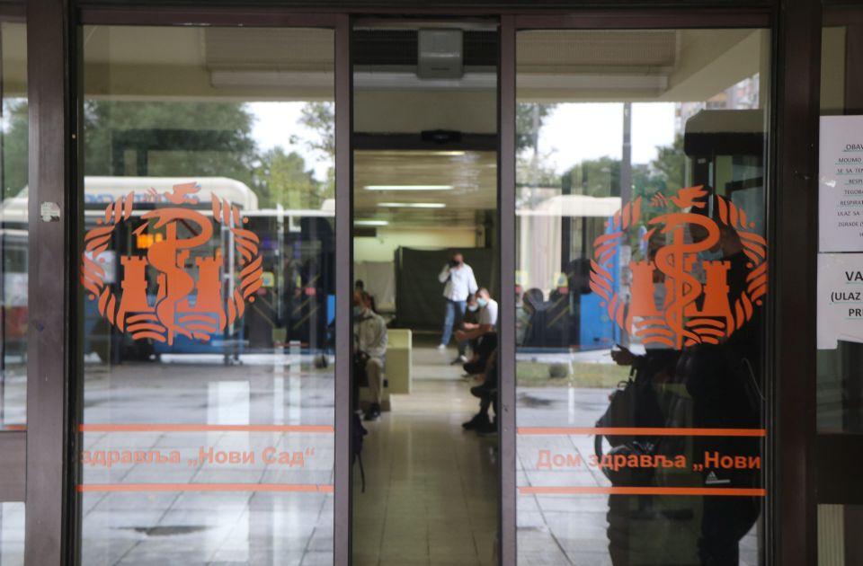 Sve veće gužve u Kovid ambulanti na Novom naselju, počela da radi posebna ambulanta za trudnice