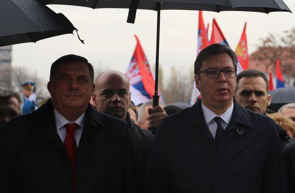 Gojković: Zakon o zaštiti ćirilice biće usvojen na praznik po dogovoru Vučića i Dodika