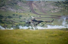 FOTO: Završena vežba Vojske Srbije