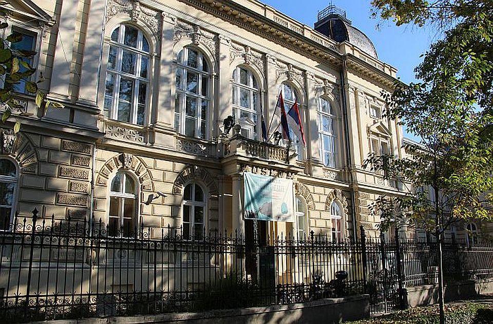 Dečija igraonica o arheologiji danas u Muzeju Vojvodine