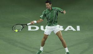 Đoković lako protiv Džazirija na startu turnira u Dubaiju