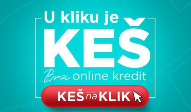 On-line keš kredit Crédit Agricole banke - do novca za manje od 15 minuta