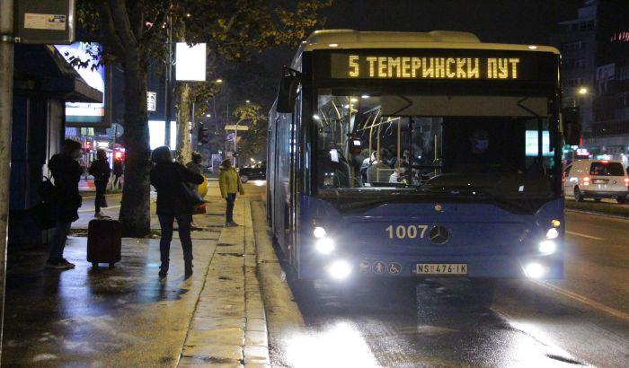 GSP pojedine polaske autobusa ukida, a pojedine pojačava