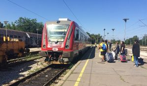 Rasturanje železnice