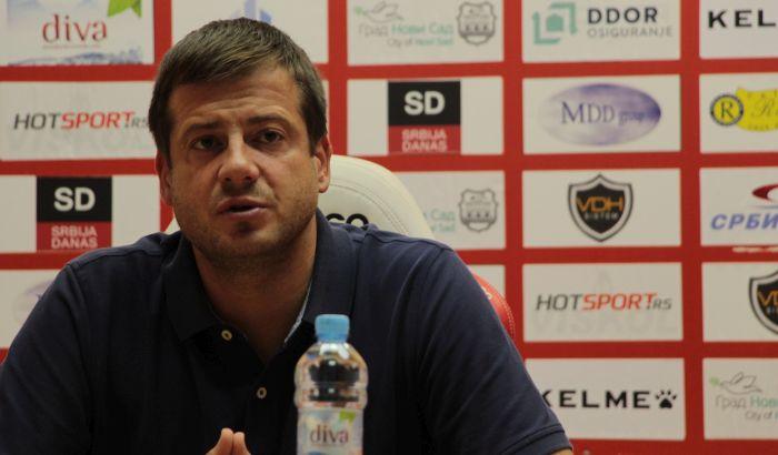 Lalatović nakon poraza od Partizana: U finalu navijam za Vojvodinu