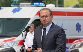 Gojković: Situacija u Vojvodini nestabilna, Vrbas je potencijalno žarište