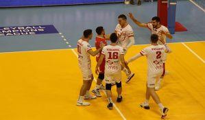 Odbojkaši Vojvodine ubedljivi u domaćem šampionatu, 12 pobeda u nizu