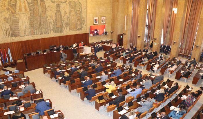 Skupština sutra o trošenju novca iz gradske kase i imenovanjima novih direktora