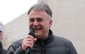 Lečić: Kandidujem se za predsednika DS jer je Srbija stala, na delu su retro vlast i kič kultura