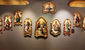 FOTO: Stvaralaštvo baroknog velikana Teodora Kračuna u multimedijalnoj izložbi Galerije Matice srpske
