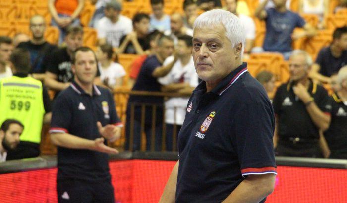 Muta Nikolić trener KK Vojvodina, grad stao iza kluba