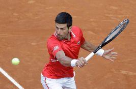 Đoković u finalu Rima, za titulu protiv Nadala