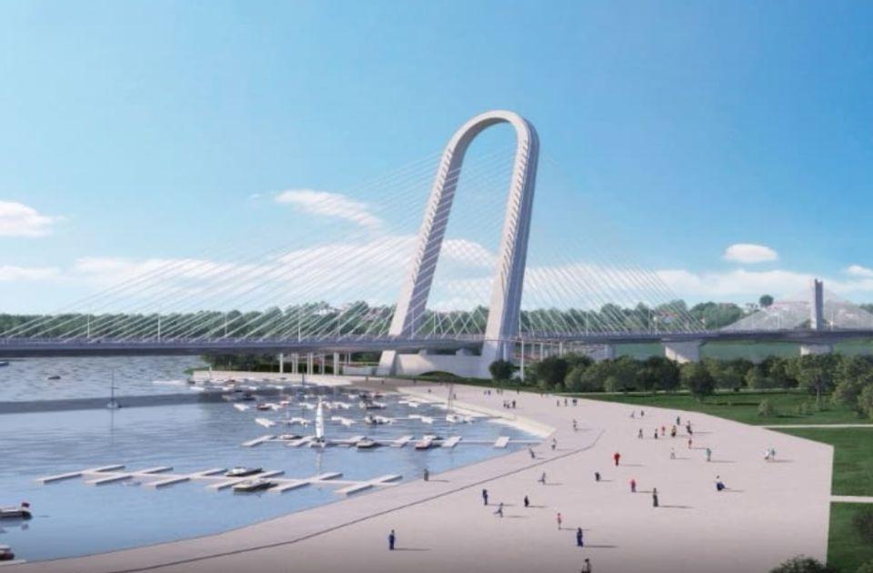 Kineska kompanija koja će graditi novi most u Novom Sadu devastirala kilometre Tare