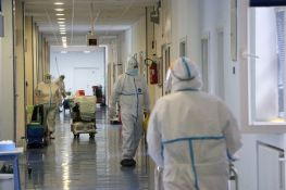 Sve manje kovid pacijenata u Novom Sadu