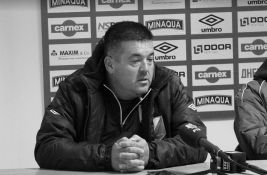 Preminuo sportski direktor Vojvodine Milan Kosanović