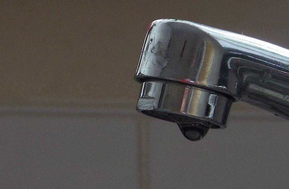 Deo Novog Sada u petak bez vode, u Futogu i Veterniku slabiji pritisak