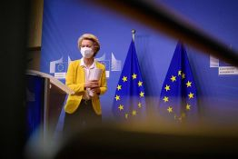 Evropska komisija sa Fajzerom produžava ugovor do 2023. godine