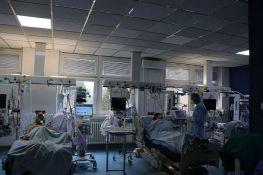 U Novom Sadu na lečenju isti broj kovid pacijenata kao i juče
