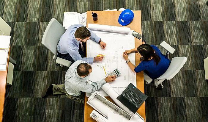 Papir i olovka i dalje daleko ispred digitalnih tehnologija u građevinarstvu