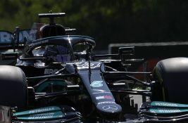 Hamilton ostvario najbrže vreme na trećem treningu u Mađarskoj