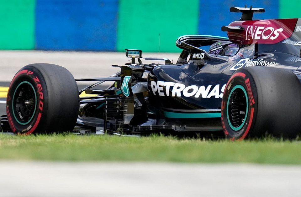 Hamilton na pol poziciji u Mađarskoj