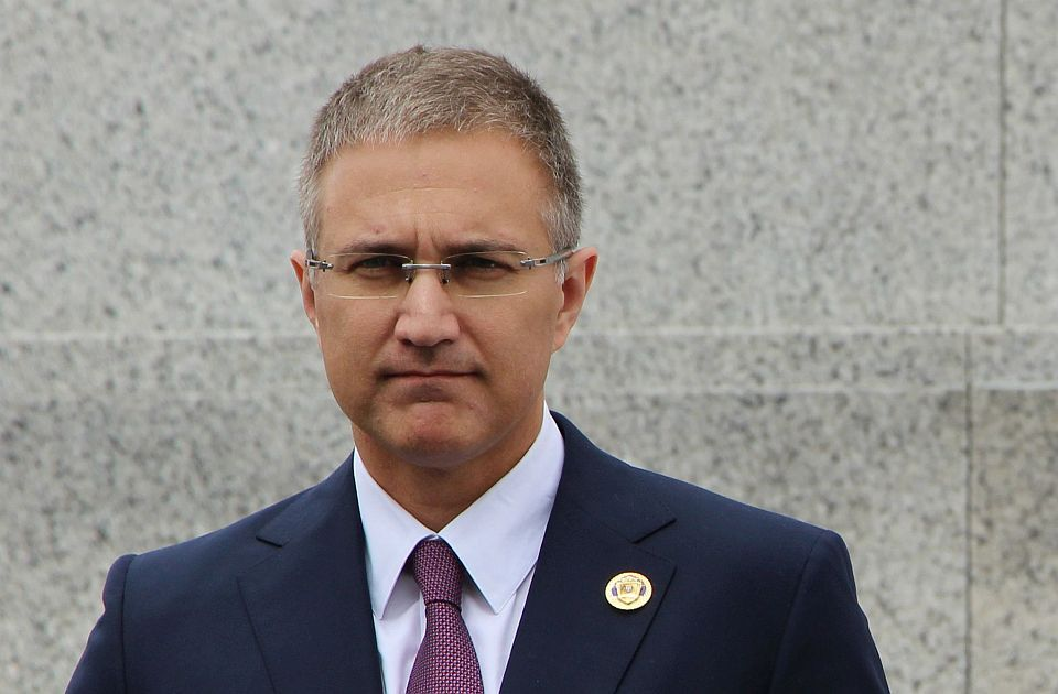 Stefanović: Nisam imao skaj telefon, naše i strane službe znaju ko je komunicirao sa kriminalcima