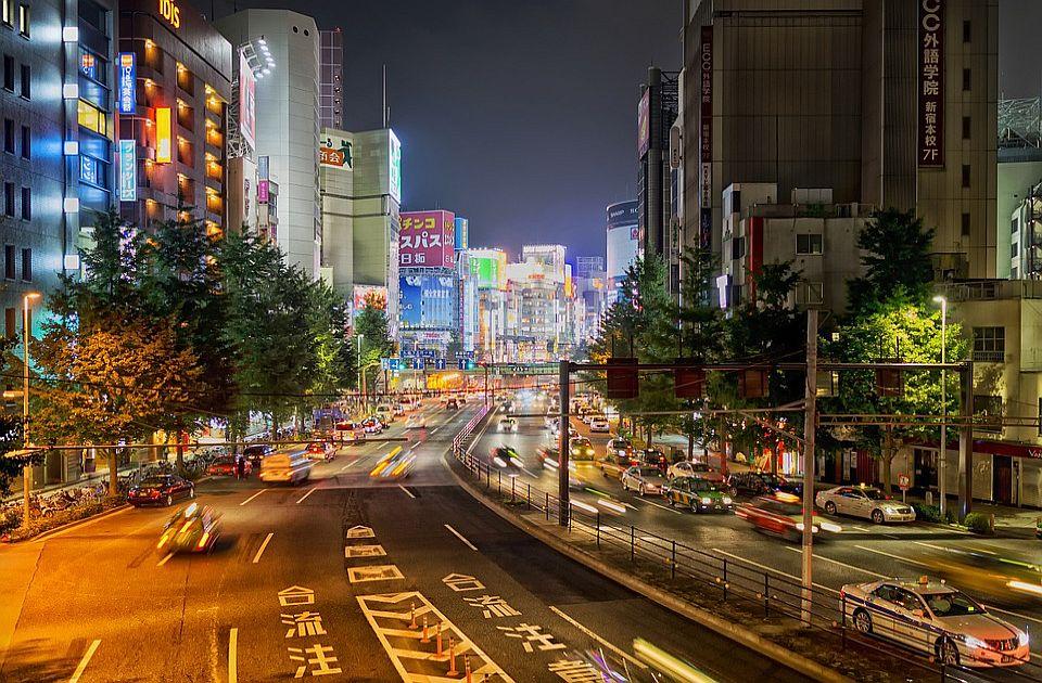 """Srebrni"" džudisti otišli u obilazak Tokija pa morali odmah da napuste Olimpijske igre"