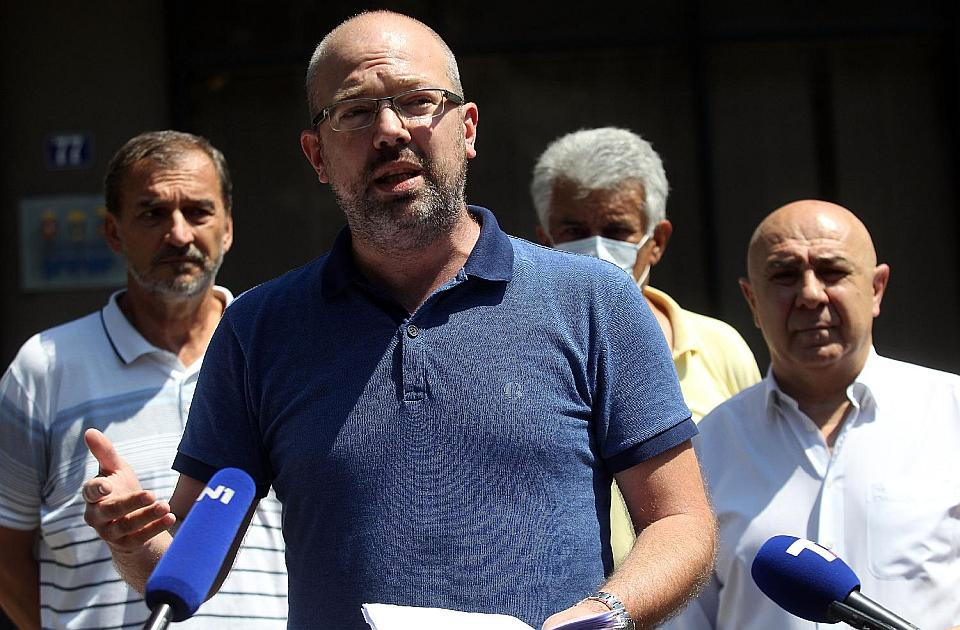 Opozicija o rušenju zgrade na Vračaru: Policija da utvrdi ko su pravi investitori