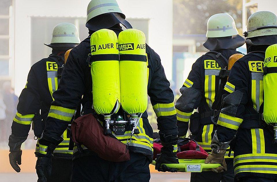 Požar iznad hotela u Bodrumu u kom su turisti iz BiH i Srbije
