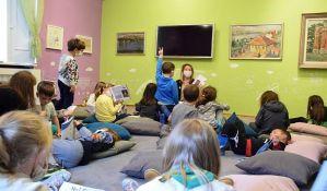 Za najmlađe novi kreativni program u Galeriji Matice srpske