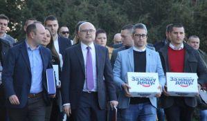 SNS u Novom Sadu izlazi na izbore sa sedam koalicionih partnera, na listi POKS, SPO, Pokret snaga Srbije...