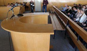 Optuženi se posekao po vratu u sudnici Specijalnog suda u Beogradu