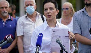 FOTO: Tepić objavila policijske beleške o slučaju prebijanja u Novom Sadu