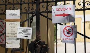 Smanjuje se broj novoobolelih i hospitalizovanih kovid pacijenata u Novom Sadu